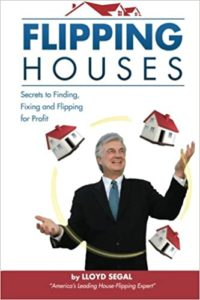 Flipping Houses Book Lloyd Segal